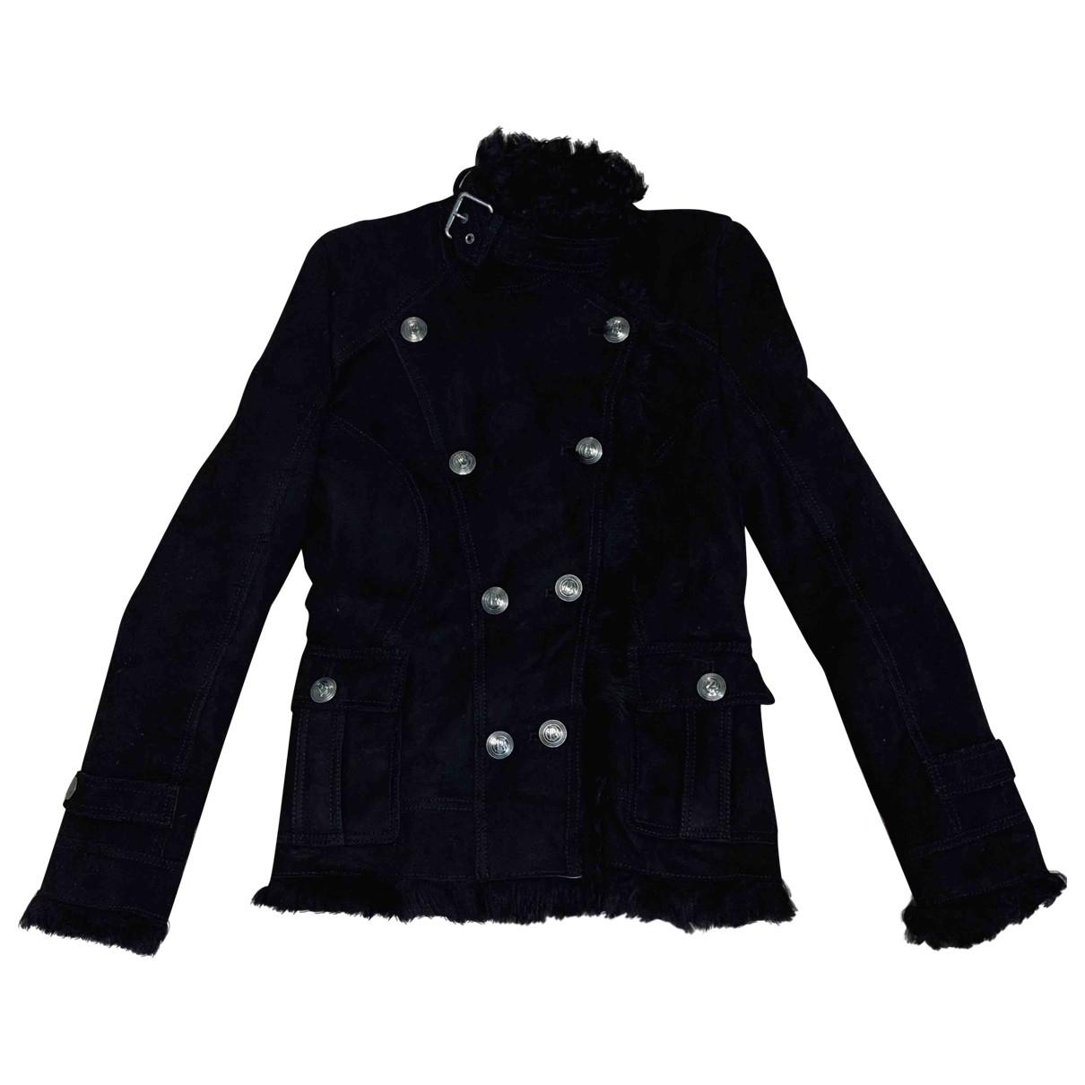 Pierre Balmain \N Black jacket for Women 34 FR