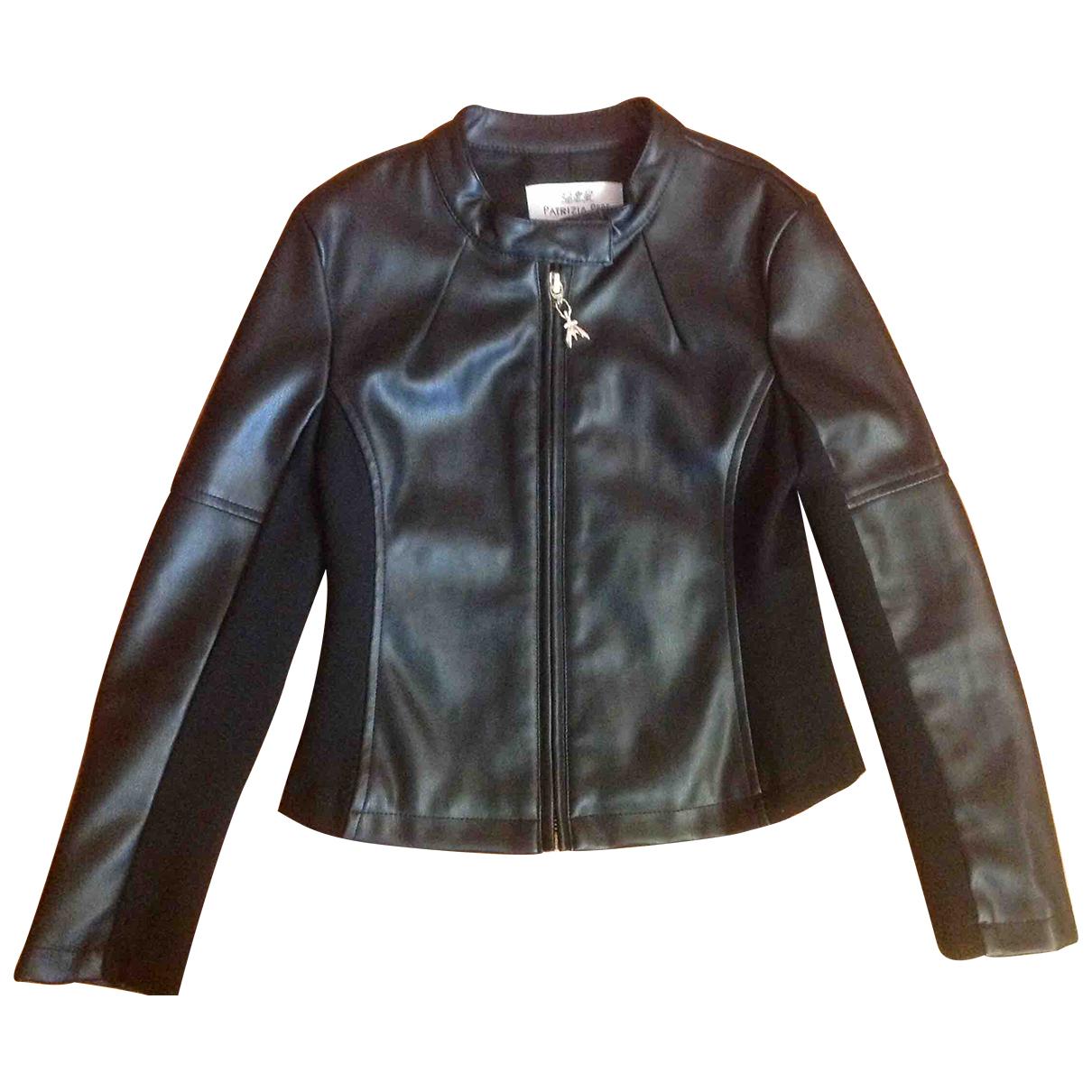 Patrizia Pepe N Black jacket & coat for Kids 6 years - up to 114cm FR