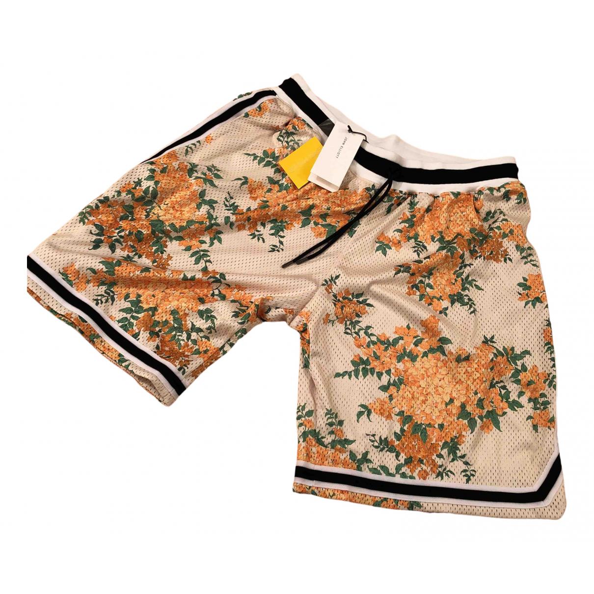 John Elliott \N Shorts in  Bunt Polyester