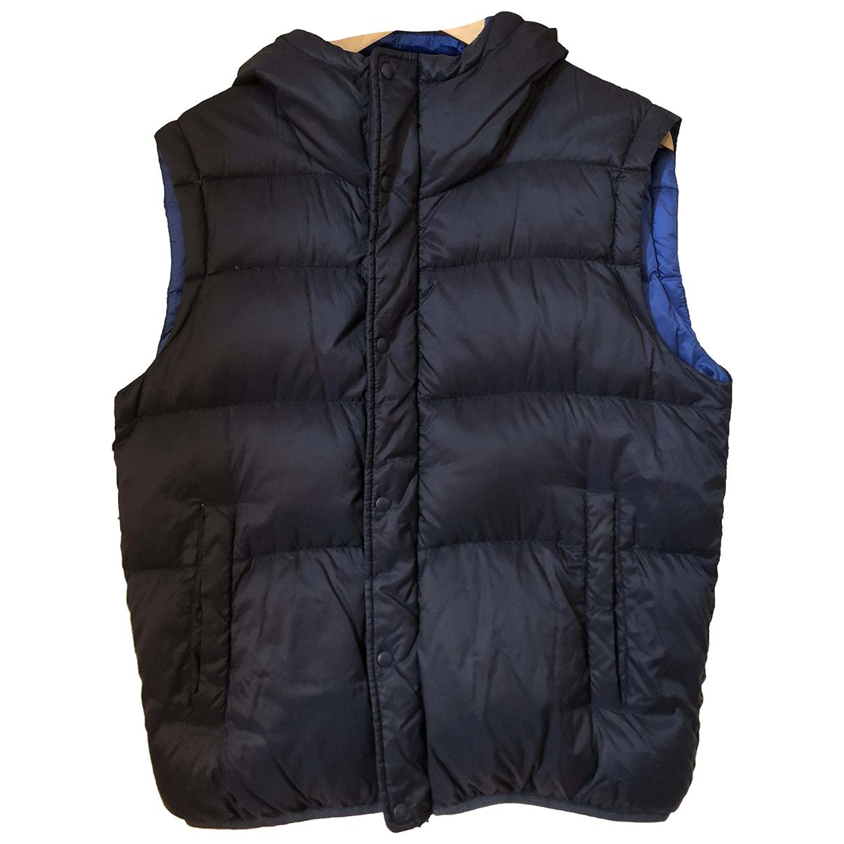 Mauro Grifoni \N Pullover.Westen.Sweatshirts  in  Blau Synthetik