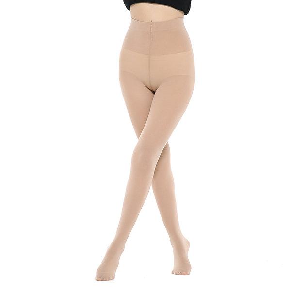 120D Women Plus Size Sexy Pantyhose Velvet Nylon High Elastic Seamless Trample Feet Tight Stockings