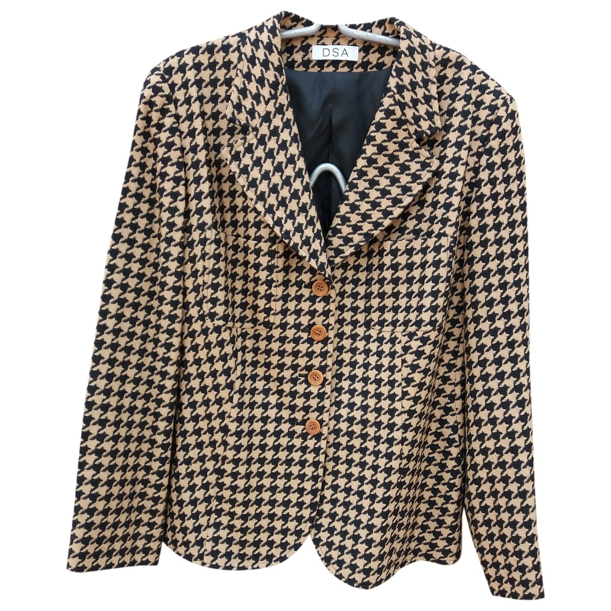 Non Signé / Unsigned \N Wool jacket for Women 46 FR