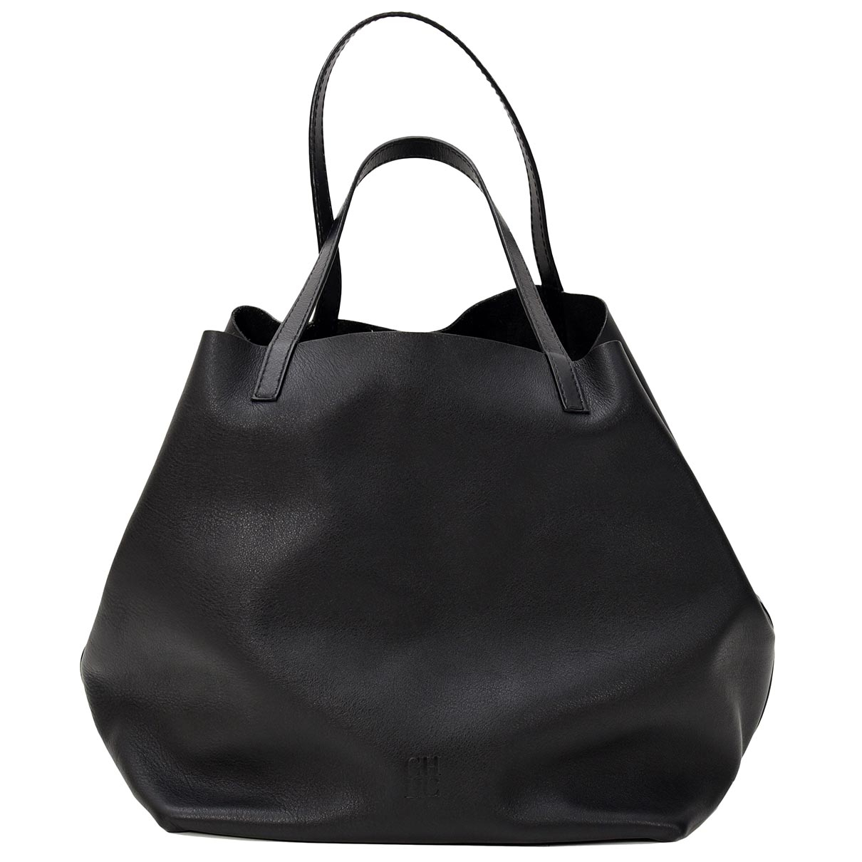Carolina Herrera \N Black Fur handbag for Women \N