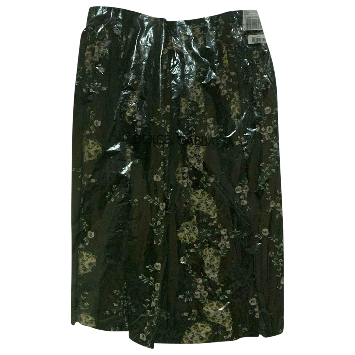 Dolce & Gabbana - Jupe   pour femme en coton - marron