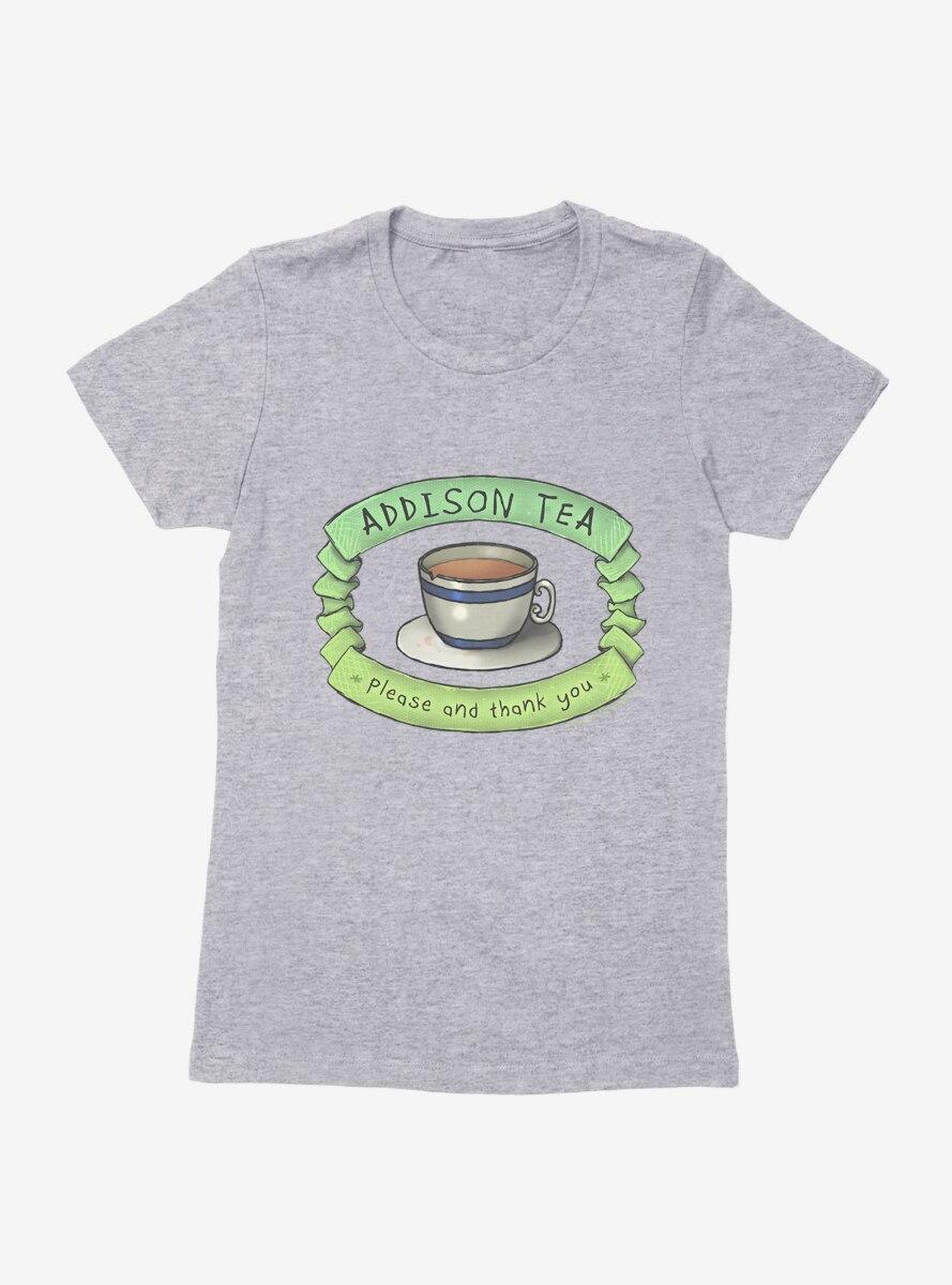 Sally Face Addison Tea Womens T-Shirt