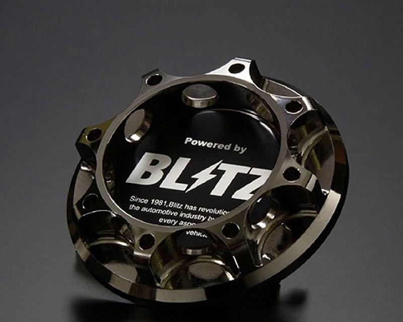 Blitz BLZ-18684 Racing Oil Cap for Subaru (M42 - 4.5)