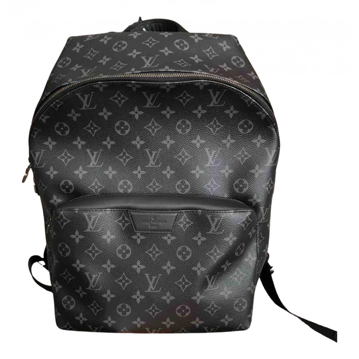Bolso Discovery de Lona Louis Vuitton
