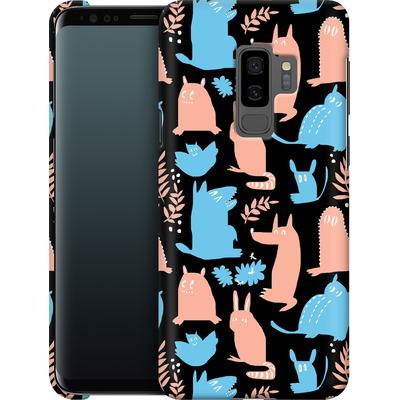 Samsung Galaxy S9 Plus Smartphone Huelle - Nighttime von Jenna Kunnas