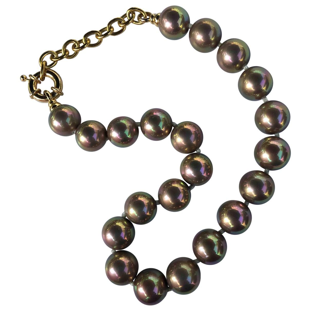 - Collier   pour femme en perle