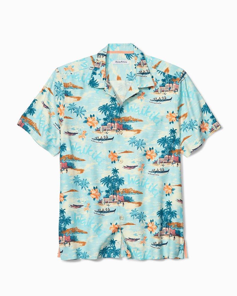 See You In Waikiki Camp Shirt