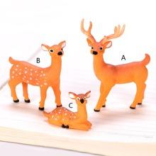 1pc Deer Shaped Decorative Object