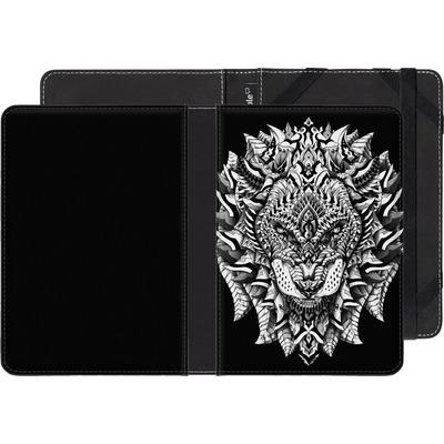 Kobo eReader Touch eBook Reader Huelle - Ornate Lion von BIOWORKZ