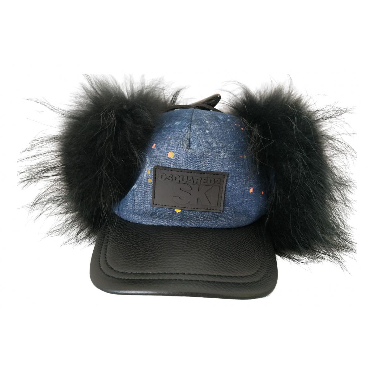 Dsquared2 N Blue Cotton hat for Women S International