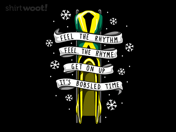 Bobsled Champs T Shirt