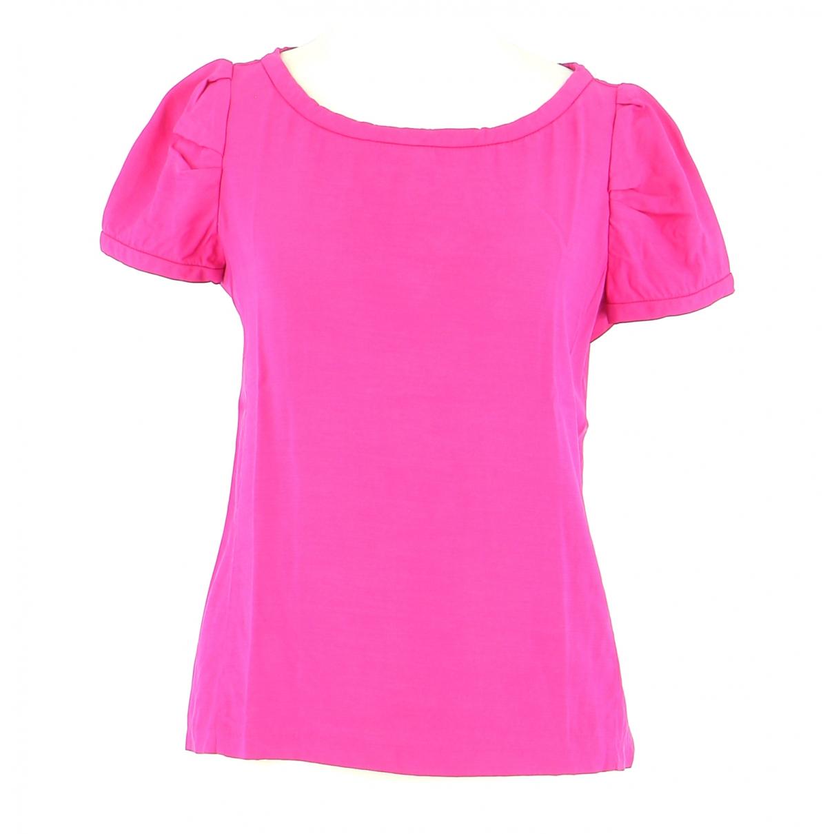 Maje N Purple  top for Women 36 FR