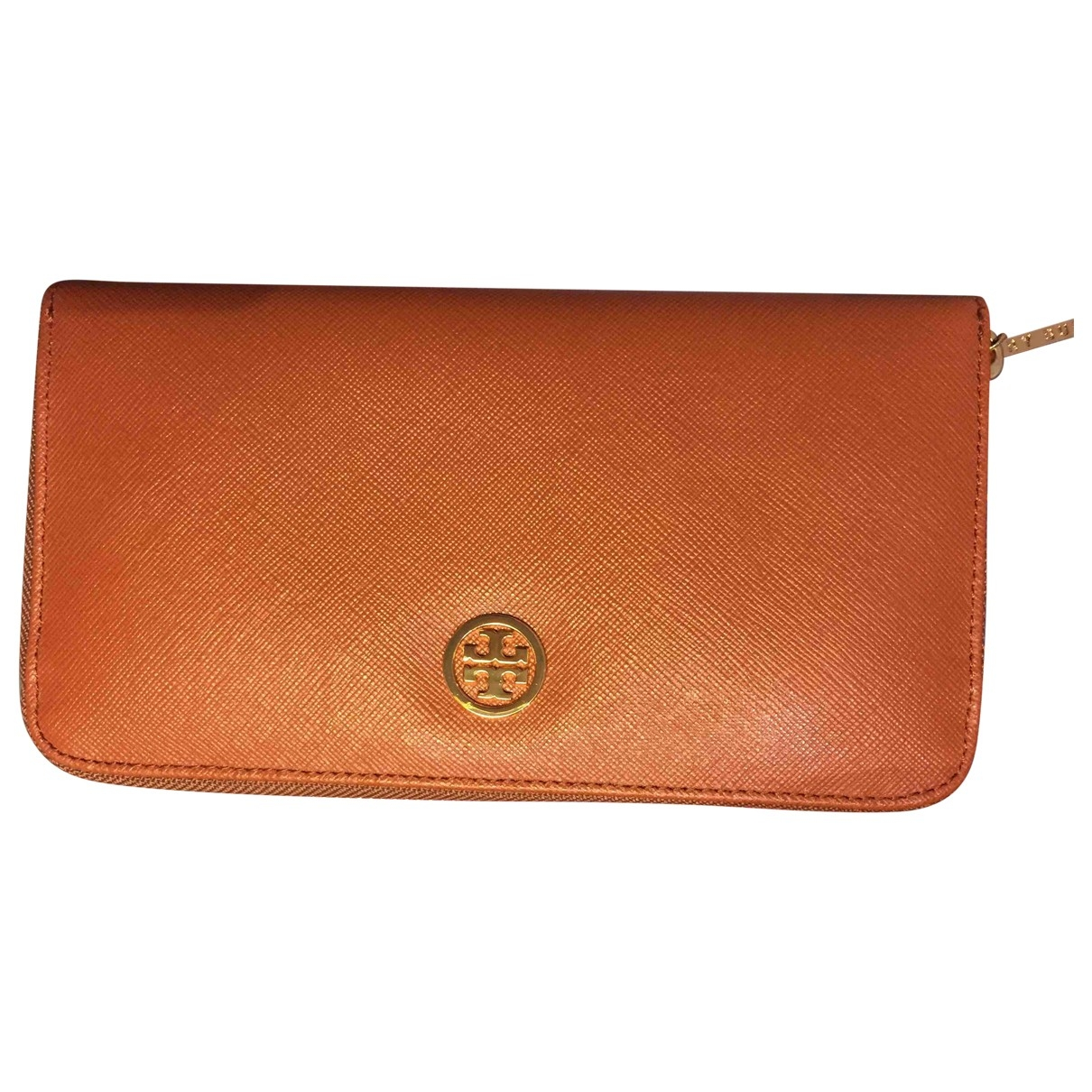 Tory Burch \N Kleinlederwaren in  Kamel Leder