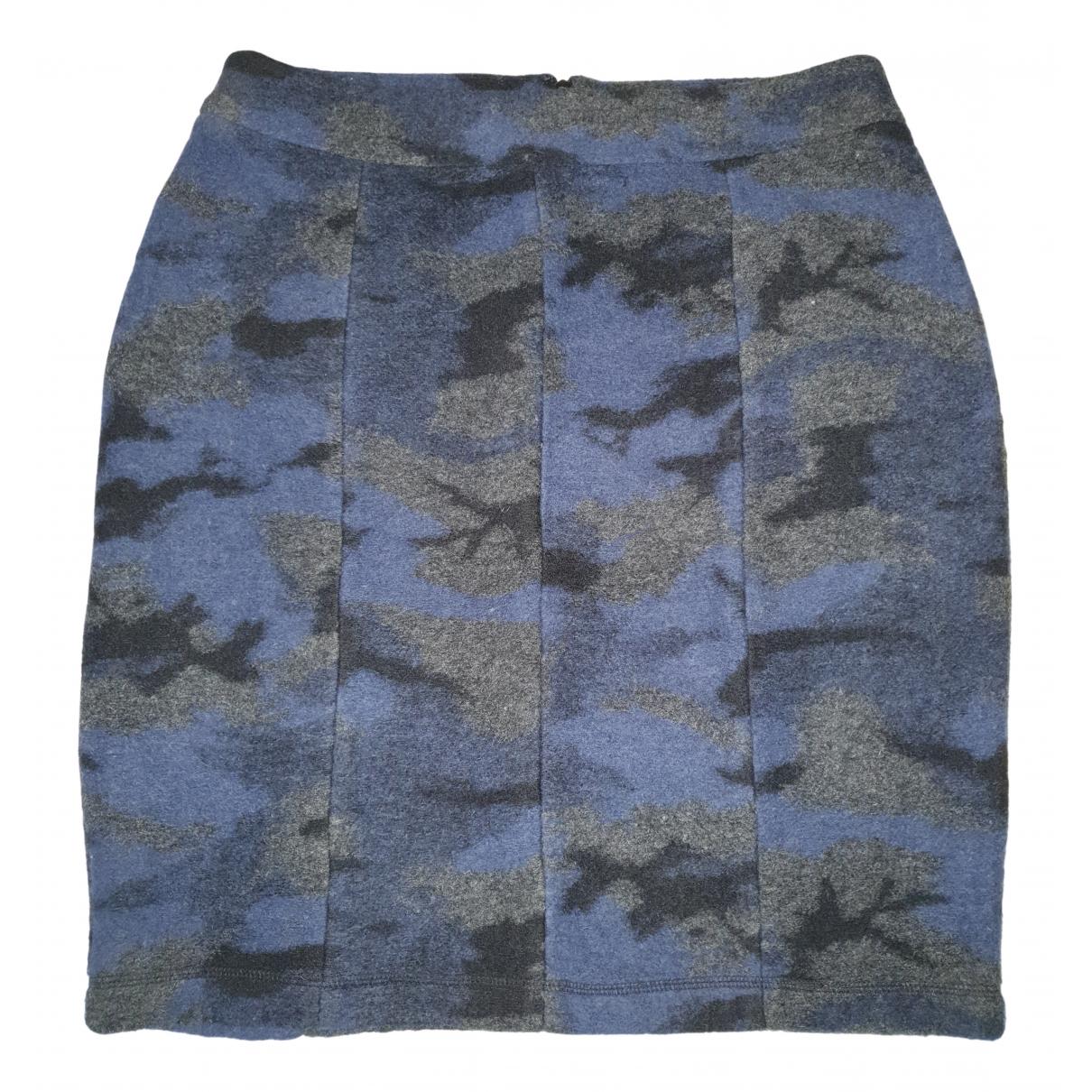 Clements Ribeiro - Jupe   pour femme en laine - multicolore