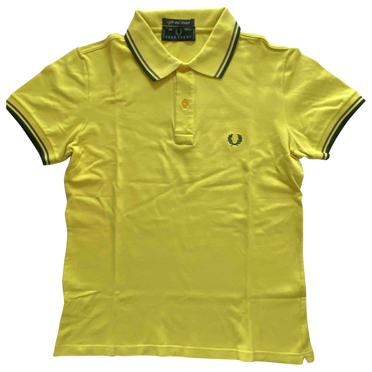 Fred Perry \N Cotton Polo shirts for Men S International