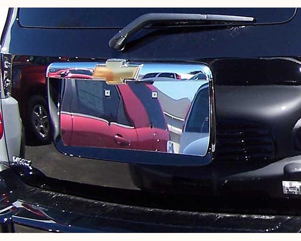 Quality Automotive Accessories 8.125-Inch Width License Plate Bezel Chevrolet HHR 2010
