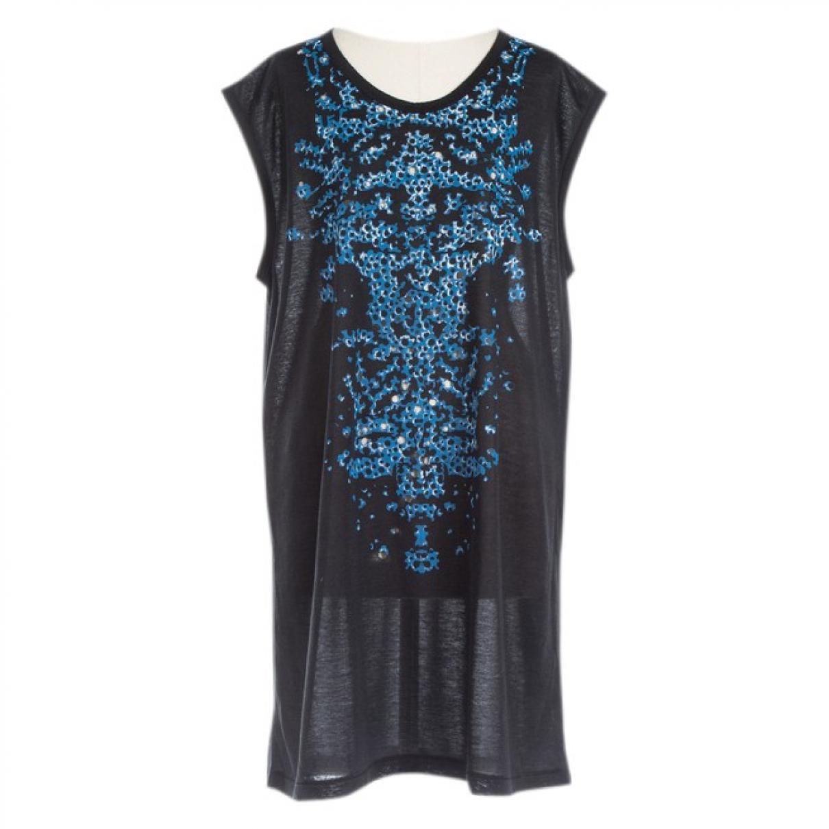 Balenciaga \N Black Cotton dress for Women 36 FR