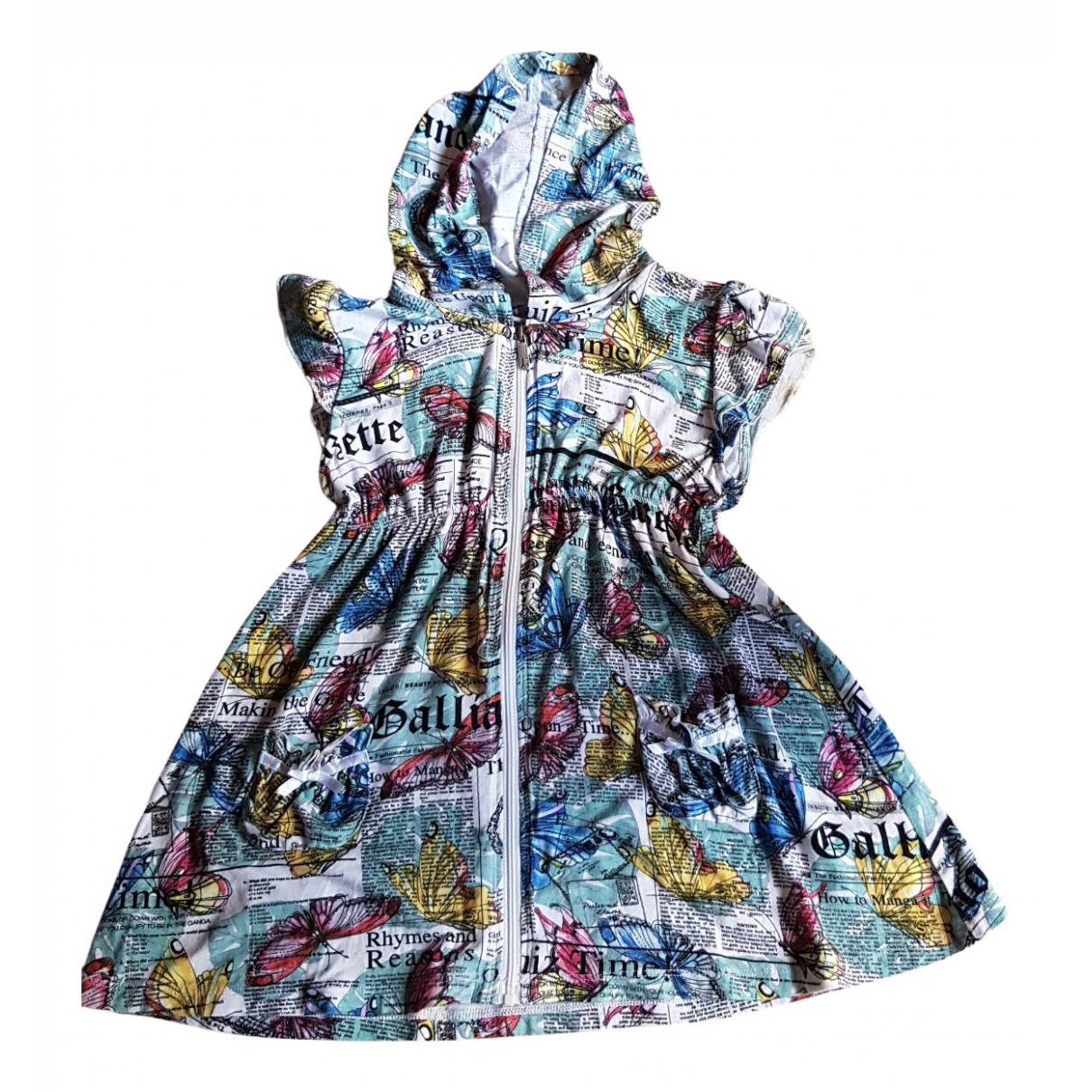 John Galliano N Multicolour Cotton dress for Kids 4 years - up to 102cm FR