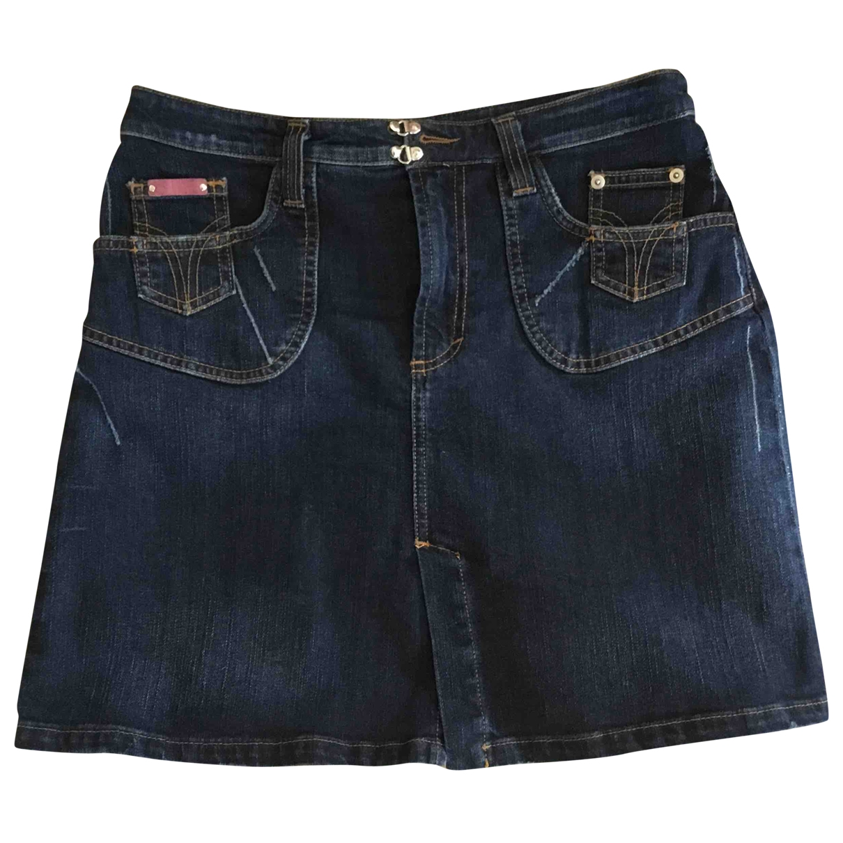 D&g \N Rocke in  Marine Denim - Jeans