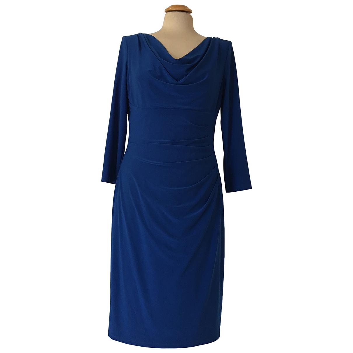 Lauren Ralph Lauren - Robe   pour femme - bleu