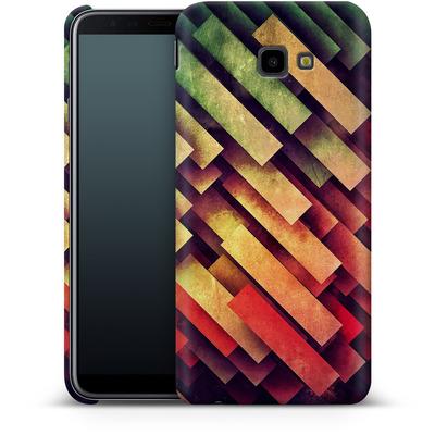 Samsung Galaxy J4 Plus Smartphone Huelle - Wype Dwwn Thys von Spires