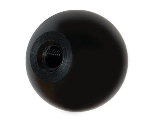 Torque Solution Delrin 50mm Round Shift Knob Universal 10x1.25