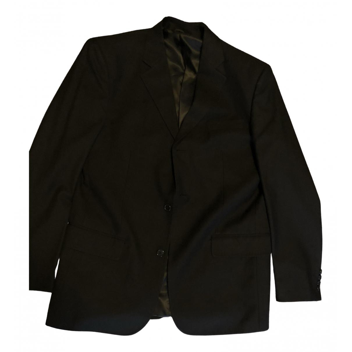 Boss \N Black Suits for Men 52 IT
