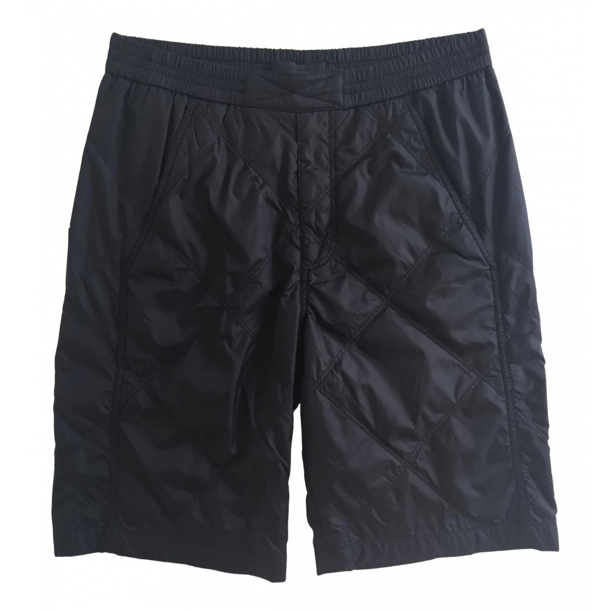 Alexander Wang \N Shorts in  Schwarz Polyester