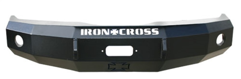 Iron Cross 20-515-81 Heavy Duty Base Front Winch Bumper - Gloss Black Chevrolet Silverado 1500 | 2500 | 3500 1981-1987