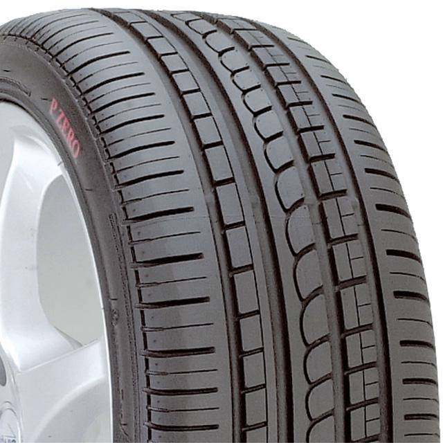 Pirelli 1363000 P Zero Rosso Assimmetrico 255 /55 R18 109Y XL BSW N0
