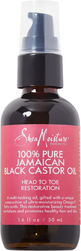 100% Pure Jamaican Black Castor Oil