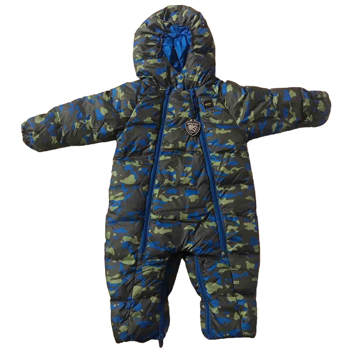 Blauer - Blousons.Manteaux   pour enfant - multicolore