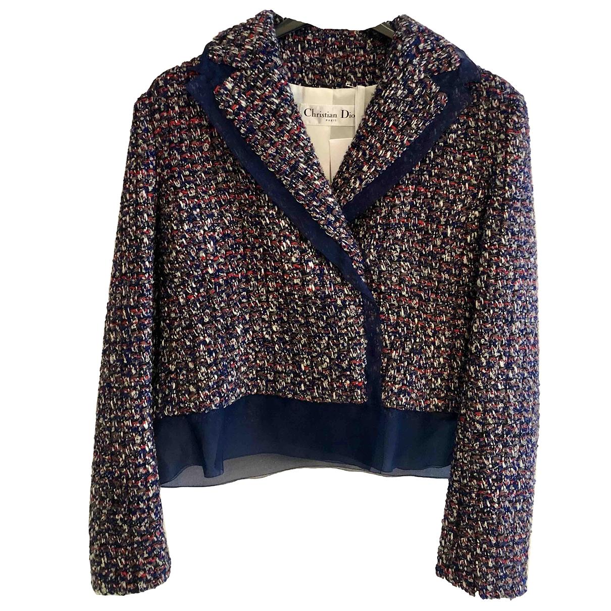 Dior \N Multicolour Wool jacket for Women 42 FR