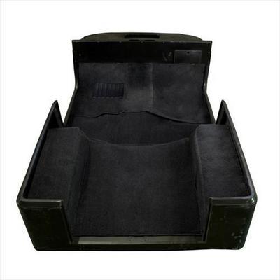 Rugged Ridge Deluxe Carpet Kit (Black) - 13691.01