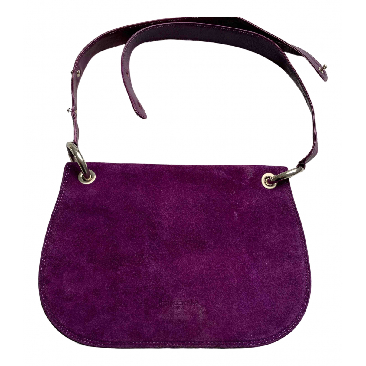 Russell & Bromley \N Handtasche in  Lila Leder