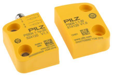 Pilz PSENmag Magnetic Safety Switch, Plastic, 24 V dc