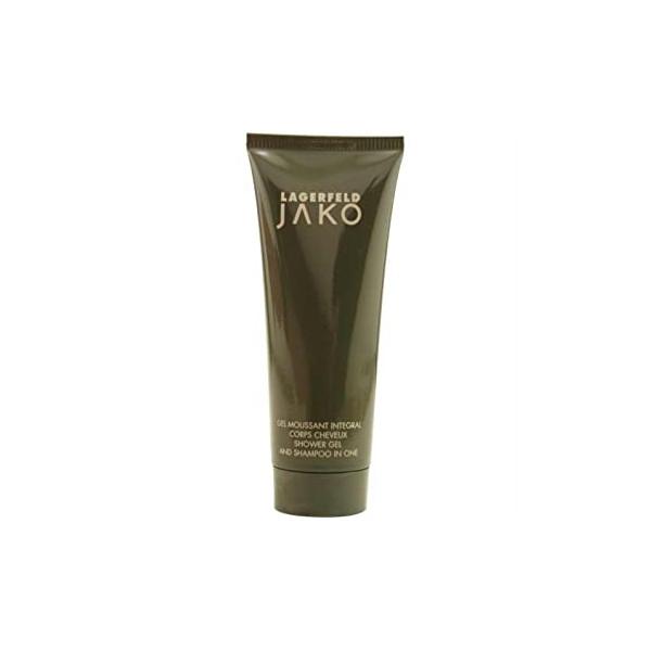 Jako - Karl Lagerfeld Gel de ducha cuerpo y cabello 100 ml