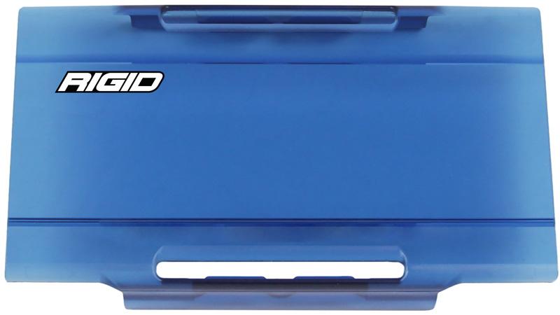 6 Inch Light Cover Blue E-Series Pro RIGID Industries