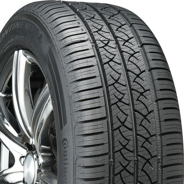 Continental 15501170000 TrueContact Tour Tire 235 /60 R18 103H SL BSW