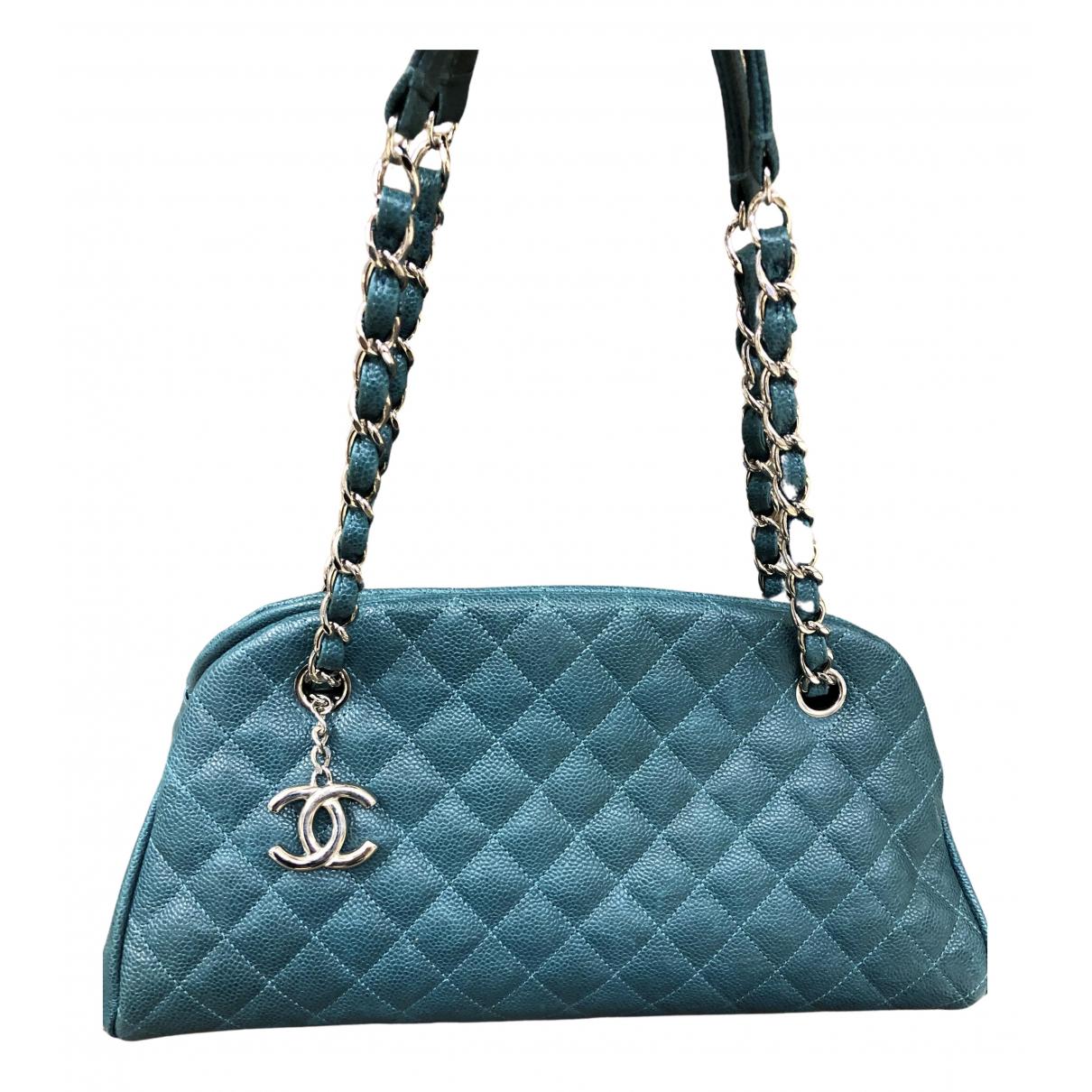 Bolso  Mademoiselle de Cuero Chanel