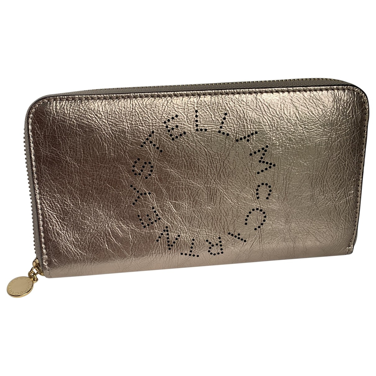 Stella Mccartney \N Silver Cloth wallet for Women \N