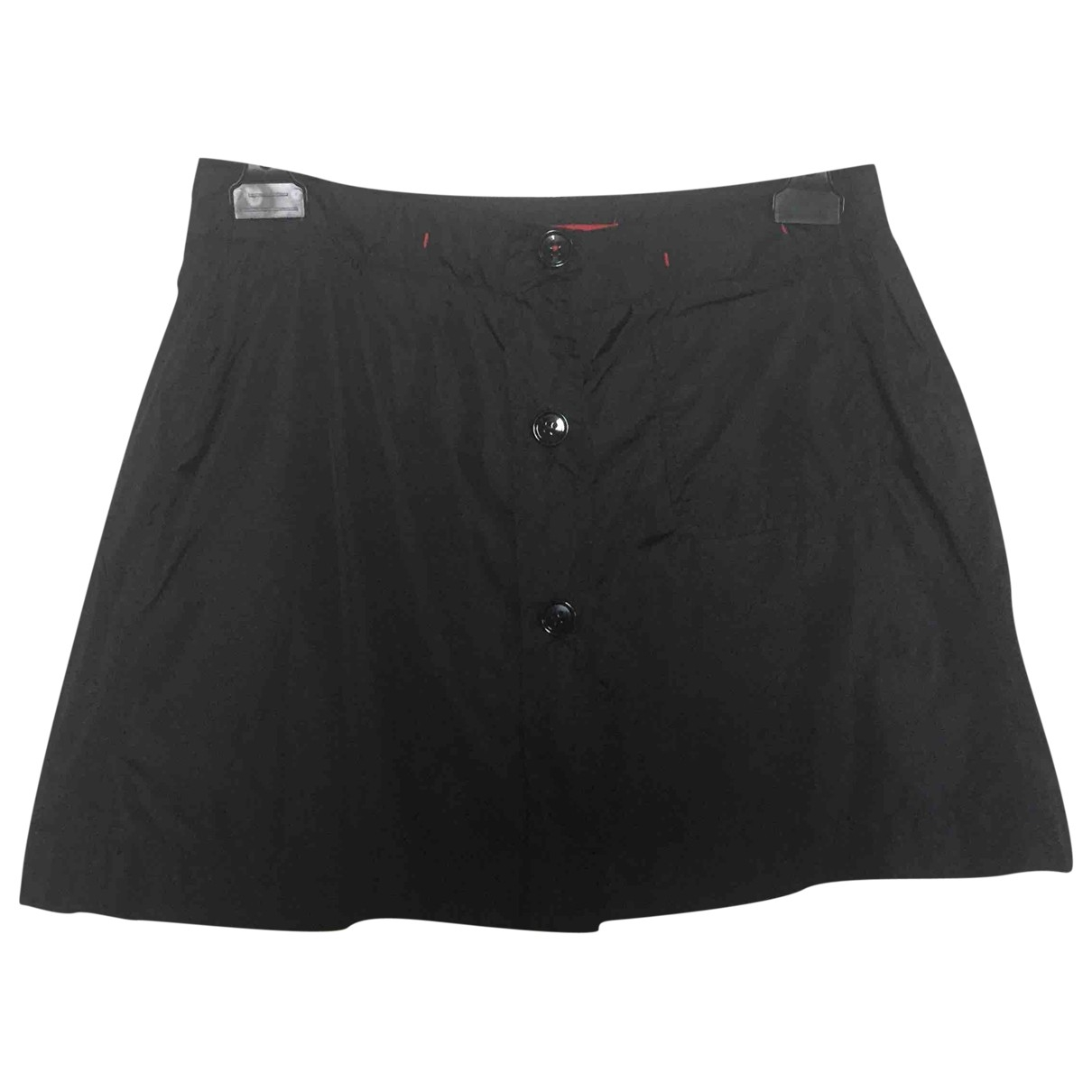 Prada \N Black skirt for Women 44 IT