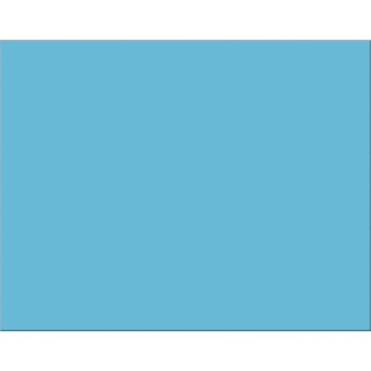 Pacon® 6-Ply Railroad Board, 25Ct. in Light Blue | 22