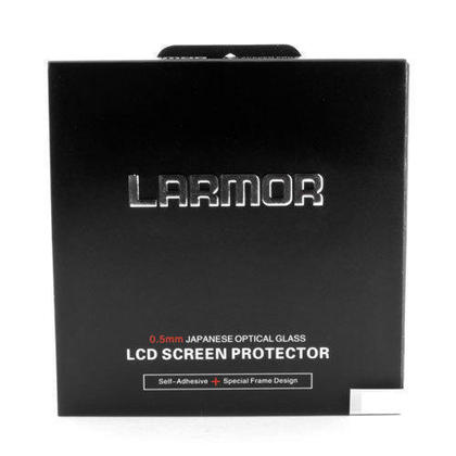 GGS LARMOR Self-Adhesive Screen Protector For Canon T5 / 1200D