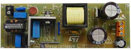 STMicroelectronics STEVAL-ILL069V2, STEVAL LED for HVLED001A for High Power LED
