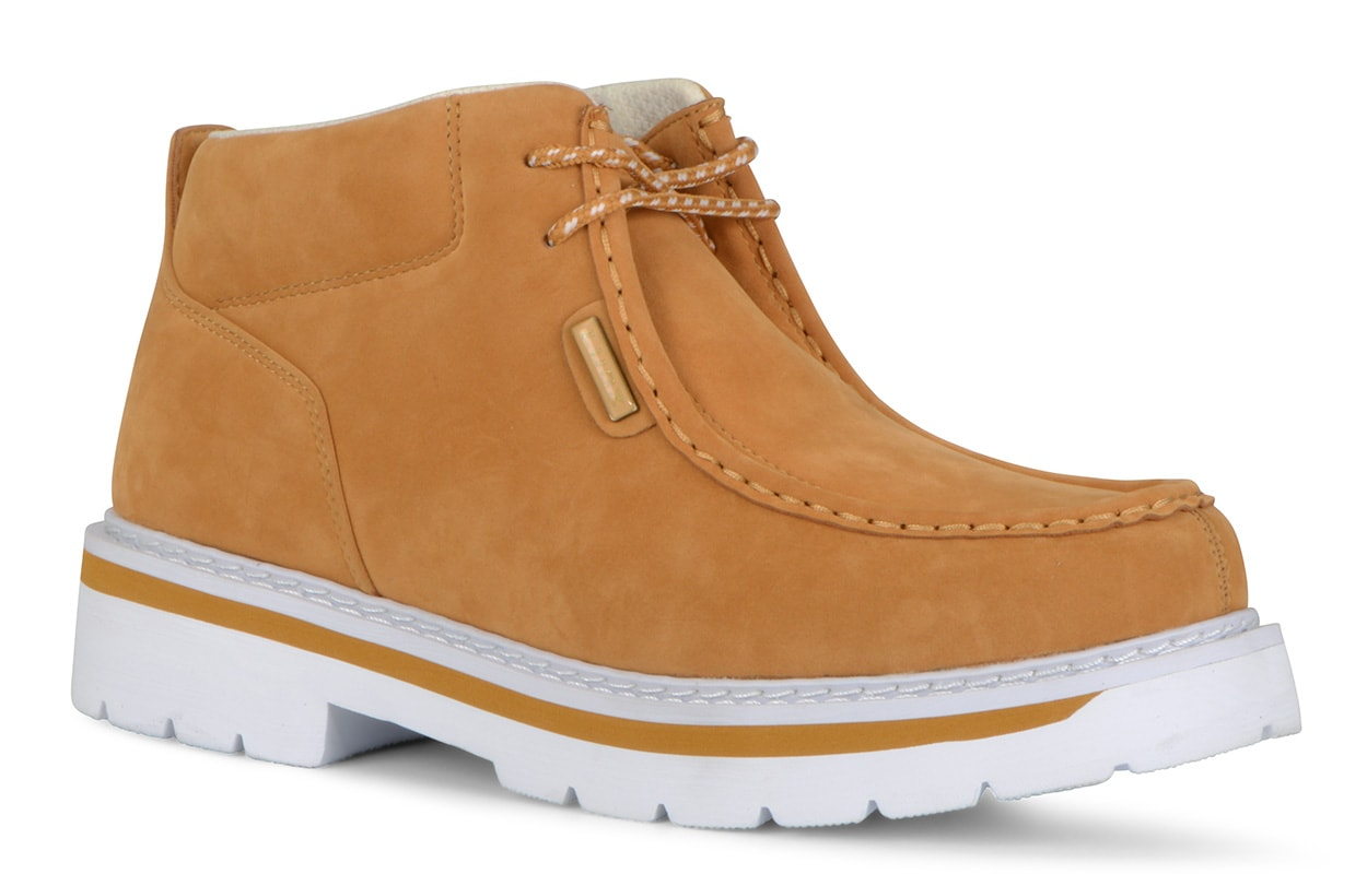 Men's Strutt Lx Chukka Boot (Choose Your Color: Golden Wheat/White, Choose Your Size: 7.0)