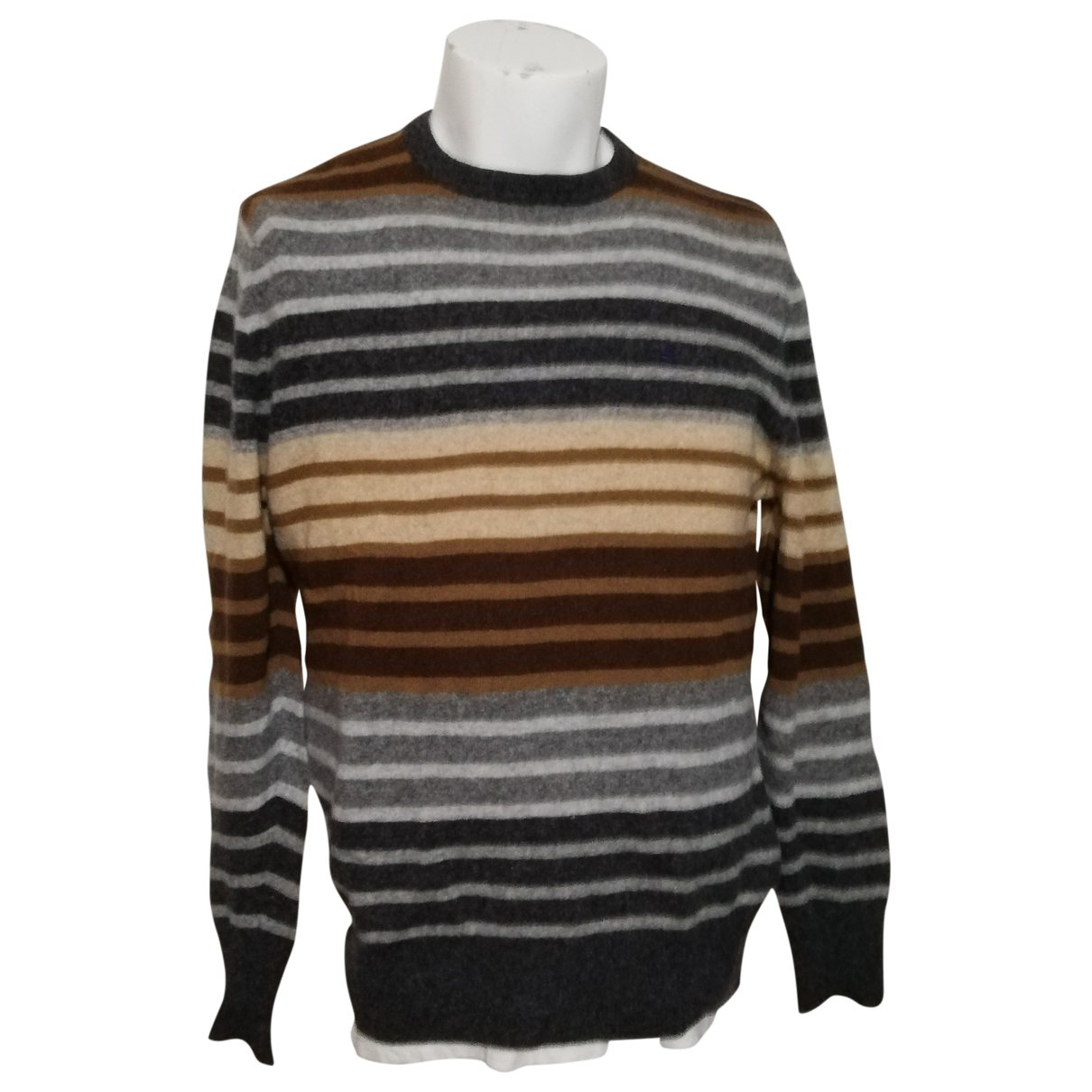 Brooksfield \N Multicolour Wool Knitwear & Sweatshirts for Men 52 IT